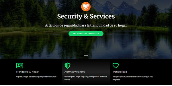 SECURITY & SERVICE
